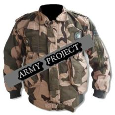 Jaket Army Canada-Gurun - 9D566A