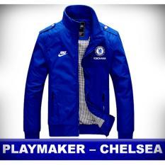 Jaket Bola Chelsea Parasut Waterproof