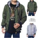 Ulasan Lengkap Tentang Jaket Bolak Balik Hijau Parasut Fleece