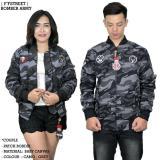 Berapa Harga Jaket Bomber Couple Loreng Fashion Dari Radi Shop Di Dki Jakarta