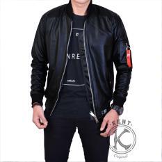 Beli Jaket Bomber Karlit Black Knt 0141 Kent Online