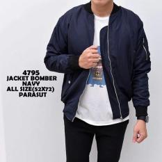 Harga Jaket Bomber Pria Navy Online Dki Jakarta