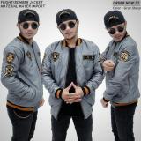 Ulasan Lengkap Jaket Bomber Pria Xua Best Seller Abu
