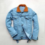 Spesifikasi Jaket Denim Jeans Pria Dilan 1990 Terbaru Best Seller Online