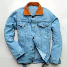 Jaket Dilan 1990 Jeans Denim