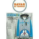 Review Pada Jaket Doraemon Grey Blue Hoodie Best Seller