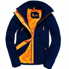 Spesifikasi Jaket Droopdry Navy Jaket Fashion Pria Jaket Parasut Yg Baik