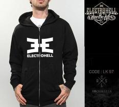 Jaket Electrohell Premium Zipper