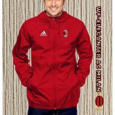 Jaket Eleganter Red Ac Milan
