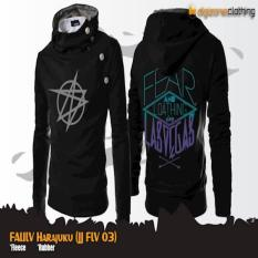 Jaket Falilv Fear Loathing And Las Vegas Harajuku JJ FLV 03