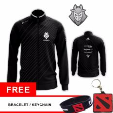 Jual Jaket G2 Esport Black 2017 Apparel Gaming Store Online