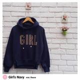 Spesifikasi Jaket Fashion G*Rl Hoodie Dan Harganya