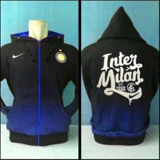 Spesifikasi Jaket Hoodie Bola I 730 Inter Milan Gradasi Biru Gravity Internisti Yang Bagus