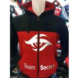 Spesifikasi Jaket Hoodie Game Ts 421 Jumper Gamer Team Secret Dota 2 Winner Zipper Murah Berkualitas