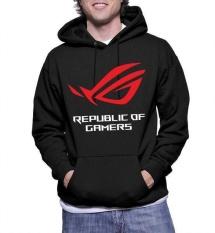 Jual Jaket Hoodie Rog Republic Of Gamers Lengkap