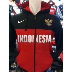 Jual Jaket Hoodie Timnas Id 421 Garuda Muda Indonesia Home Branded Original