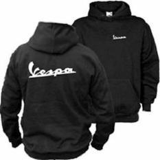 Jaket Hoodie Vespa Simple Logo Sweater