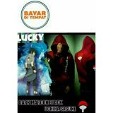 Review Jaket Hoodie Zipper Anime Naruto Sasuke Uchiha Maroon Black Best Seller