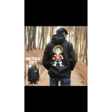 Harga Jaket Hoodie Zipper Anime One Piece Style Luffy D Monkey Best Seller Black Online Jawa Barat