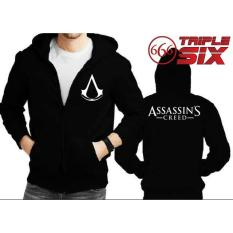 ... Shirt Source · Jaket Hoodie Zipper Assassin s Creed Hitam P1tjco