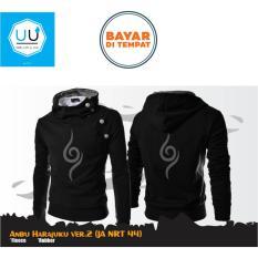 Jaket Hoodie Zipper Harajuku Anime Naruto Anbu Ver 2 Ja Nrt 44 Best Seller Black Oem Murah Di Jawa Barat