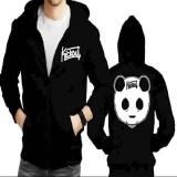 Promo Toko Jaket Hoodie Zipper Kickout Panda