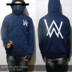 Ulasan Lengkap Tentang Jaket Hoodie Zipper Ninja Alan Walker Navy