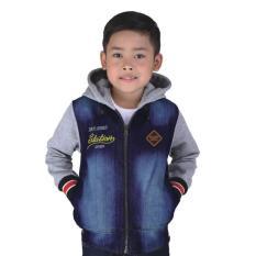 Spesifikasi Jaket Hoodies Denim Anak Laki Laki Crc 004 Catenzo Junior Terbaru