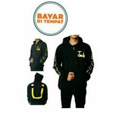 Jual Beli Jaket Jack U Hoodie Black Best Seller Di Jawa Barat
