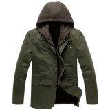 Diskon Jaket Jas Bomber Hoodie Style Military Men S Jacket Hijau Army Jaket Jas Jawa Tengah