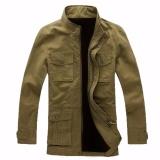 Beli Jaket Jas Jacket Pria Fasionable Hijau Seken