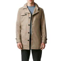 Penawaran Istimewa Jaket Jas Jas Style Jacket Men Fashion Coklat Muda Terbaru