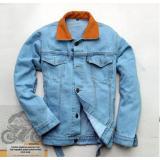 Jual Jaket Jeans Dilan 1990 Bioblitz Branded Original