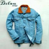 Spesifikasi Jaket Jeans Dilan 1990 Fashion Jaket Denim Pria Terkini Lengkap
