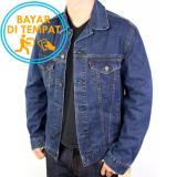 Toko Jaket Jeans Murah Biru Classic Best Seller Murah Indonesia