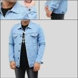 Review Jaket Jeans Pria Bio Blizt Di Jawa Barat