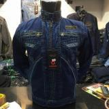 Review Jaket Jeans Pria Esbox As Dark Blue Indonesia