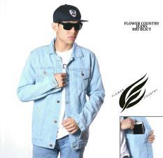 Jaket jeans pria original -bioblitz