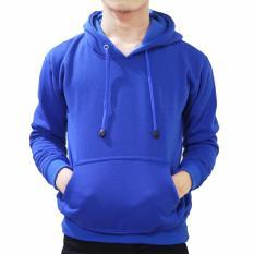 Tips Beli Jaket Jumper Hoodie Polos Biru Benhur Yang Bagus