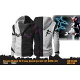 Jual Jaket Kamen Rider W Fang Joker Jt Kmw 01 Indonesia Murah