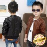 Spesifikasi Jaket Kulit Anak Keren Lengkap
