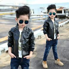 jaket kulit anak keren