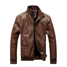 Jaket Kulit Asli Garut - Jaket Kulit Domba- Jaket Kulit Motor-Jaket Pria-Jaket Laki