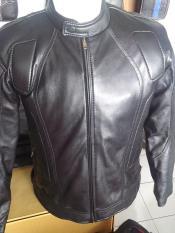 Jaket Kulit Asli Garut - Jaket Kulit Domba- Jaket Kulit Motor Resing