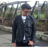 Pusat Jual Beli Jaket Kulit Pria Model Rock N Roll Jawa Barat
