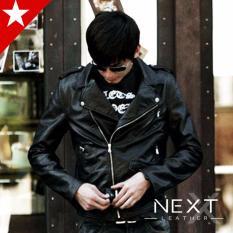 Jaket Kulit Pria Rock n Roll / Jaket Ramones