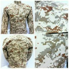 Jaket Loreng Gurun - Army - Presbody - 3E5E3C