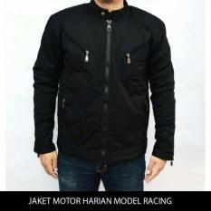Diskon Jaket Motor Harian Model Racing Tahan Air Anti Bara Tidak Tembus Angin Branded