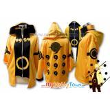 Spesifikasi Jaket Naruto Bijuu Mode Paling Bagus