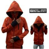 Toko Jual Jaket Ninja Merah Bata